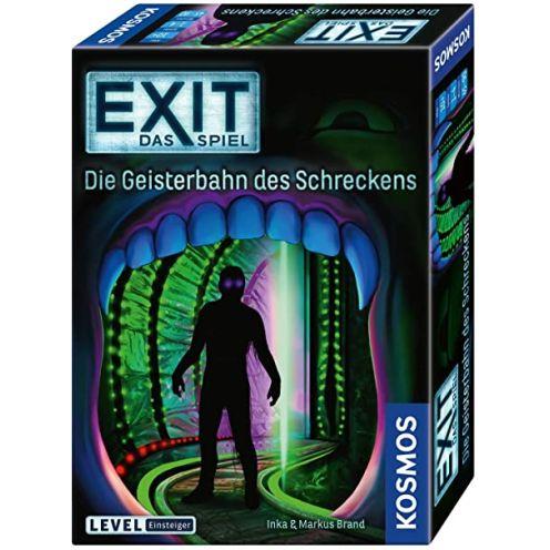 Kosmos EXIT - Das Spiel - Die Geisterbahn des Schreckens