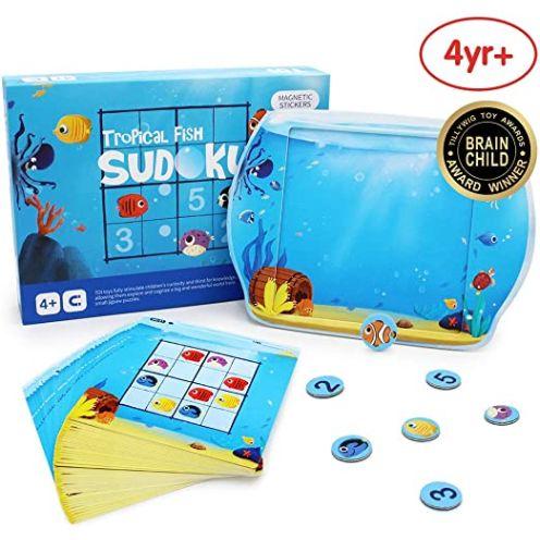 ANIKI TOYS Fisch Sudoku