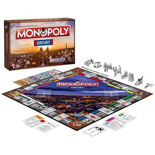 Winning Moves Monopoly Erfurt