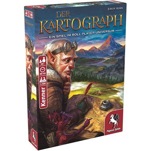 "Pegasus Spiele ""Der Kartograph"""