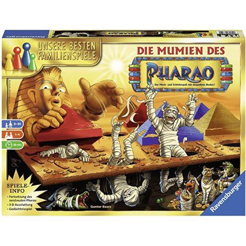 Ravensburger Die Mumien des Pharao Familienspiel