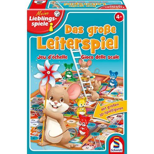 """Schmidt Spiele """"Das große Leiterspiel"""""""