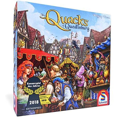 """Schmidt Spiele """"Quacks of Quedlinburg"""""""