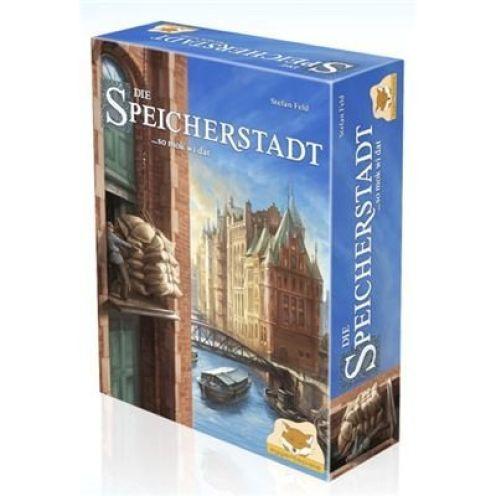 Eggertspiele 35045 Speicherstadt Gesellschaftsspiel