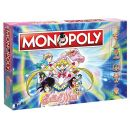 Monopoly Sailor Moon Deutsche Version