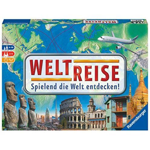 Ravensburger 26332 - Weltreise- Familienklassiker