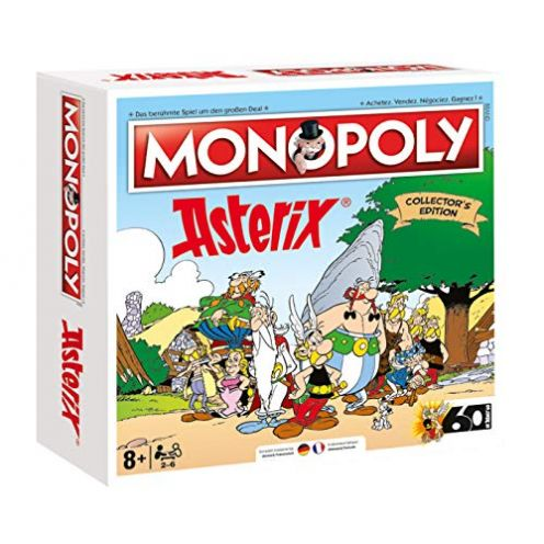 Monopoly Asterix und Obelix Limitierte Collector's Edition