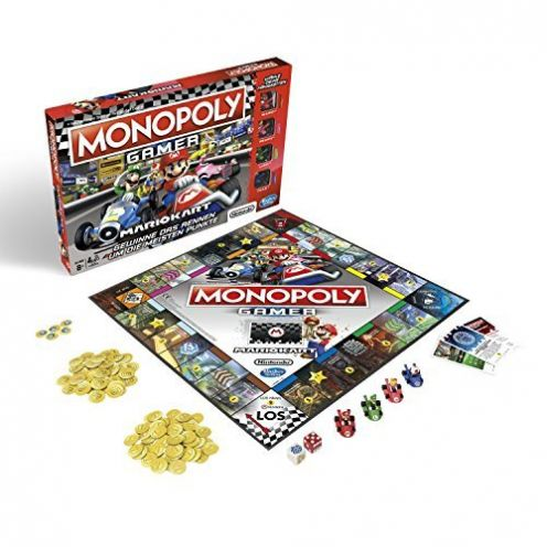 Monopoly Gamer Mario Kart Gesellschaftsspiel
