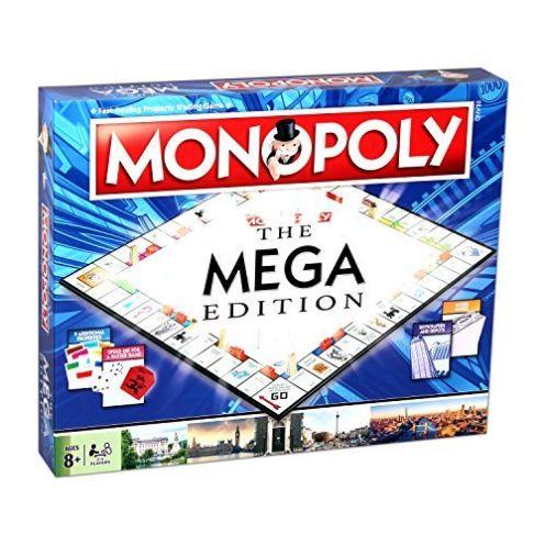 Monopoly Die Mega Edition
