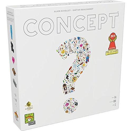 Repos Production 692193 - Concept Familien Standardspiel