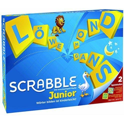 Mattel Y9670 - Scrabble Junior
