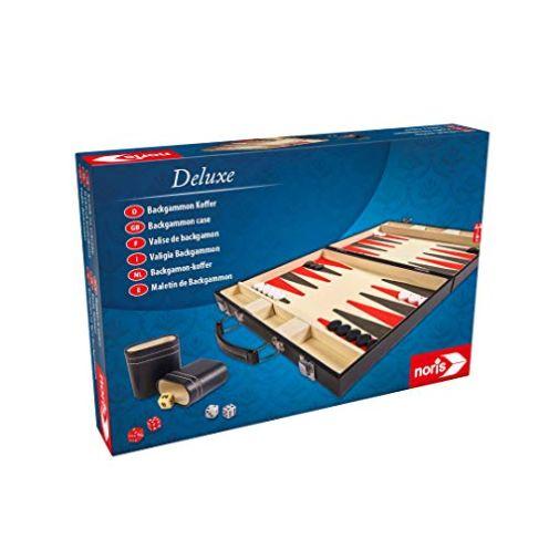 Noris Backgammon Deluxe Spiel