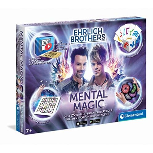Clementoni 59182 Ehrlich Brothers Mental Magic