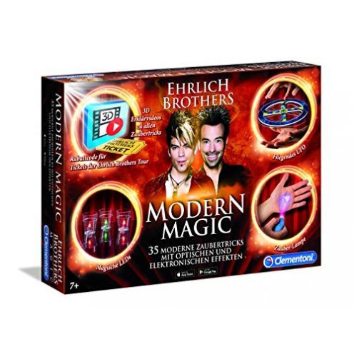 Clementoni 59050.6 Ehrlich Brothers Modern Magic