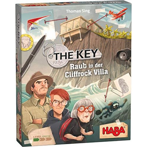 "Haba ""The Key – Raub in der Cliffrock-Villa"""