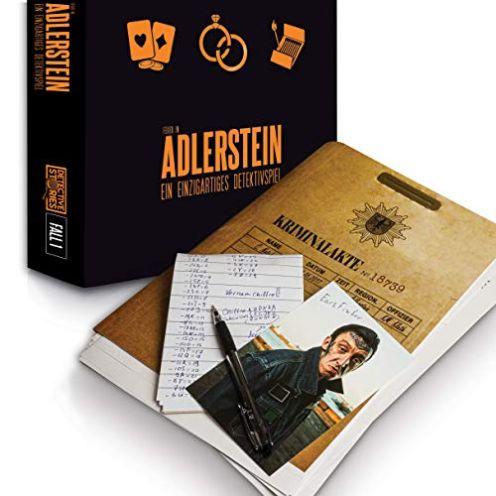 iDventure Detective Stories. Fall 1: Das Feuer in Adlerstein. Tatort Detektivspiel