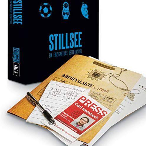 Idventure Tatort Detektivspiel Fall 3 Stillsee