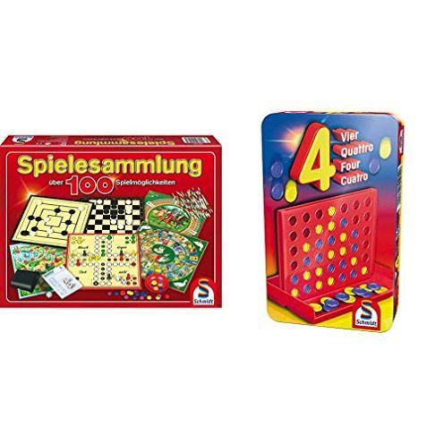 Schmidt Spiele 49147 Spielesammlung