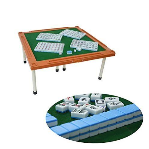 Tragbarer Reise-Mahjong