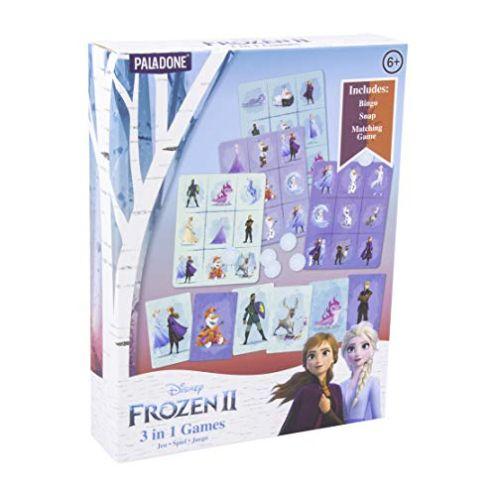 Paladone Disney Frozen 3-in-1 Spiel