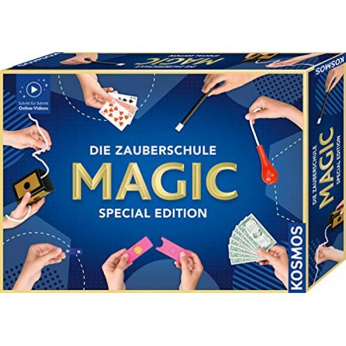 Kosmos Die Zauberschule Magic Special Edition