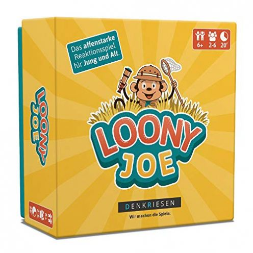 Denkriesen Reaktionsspiel Loony Joe