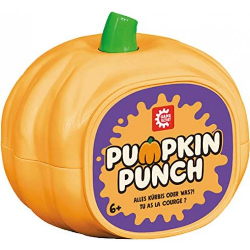 Game Factory Reaktionsspiel Pumpkin Punch