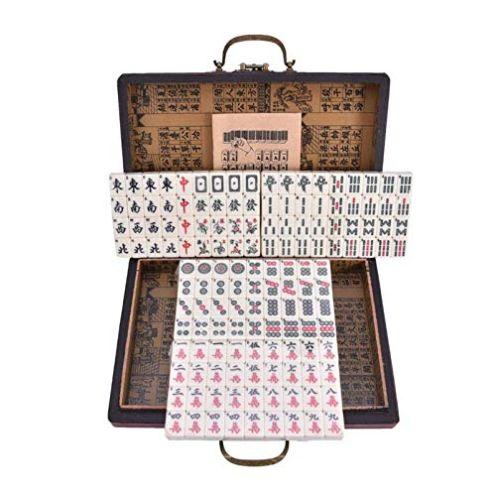 Braceletlxy Mahjong Set