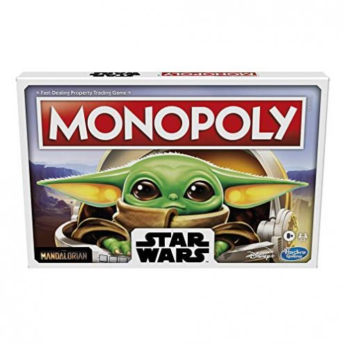 Hasbro Monopoly: Star Wars The Child Edition Brettspiel
