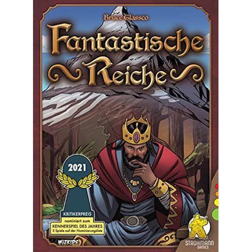 Strohmann Games Fantastische Reiche Grundspiel