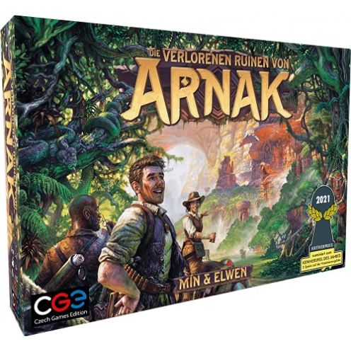 CGE Die verlorenen Ruinen von Arnak