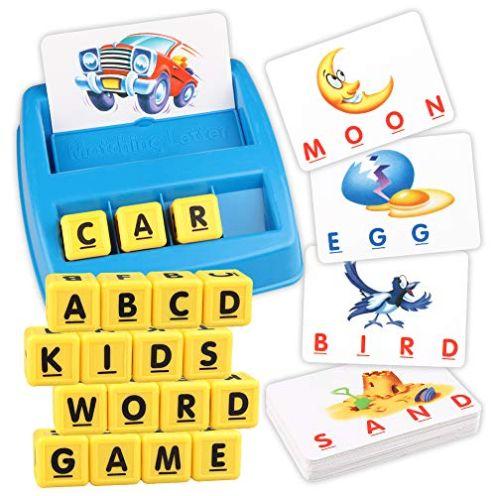 Sunarrive Verbessertes Buchstaben-Spiel