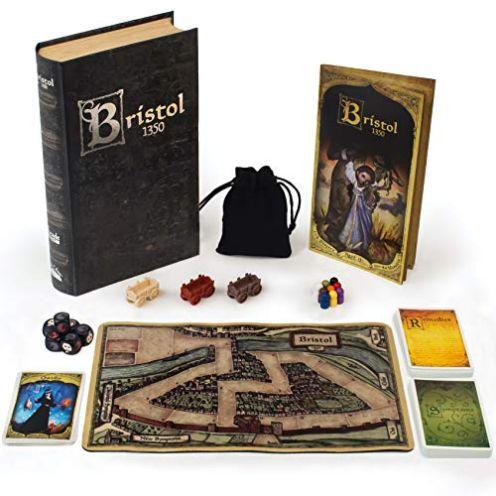Bristol 1350 Brettspiel für Strategie