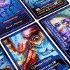 Arcane Wonders ARWDTEX1 Brettspiele