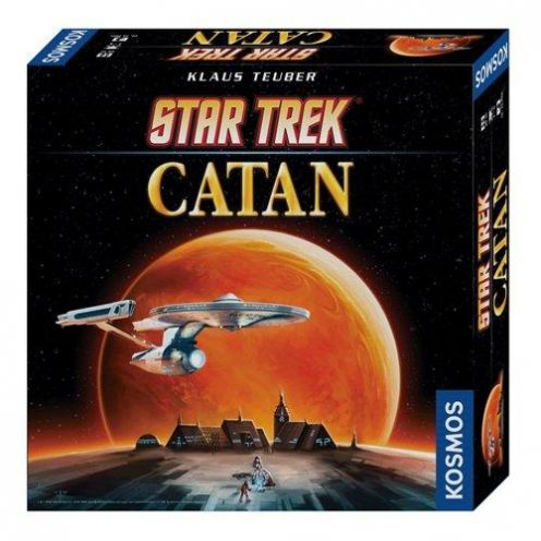 Kosmos  Star Trek Catan