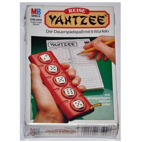 MB Spiele Yahtzee