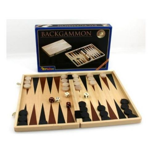 Philos Spiele Backgammon