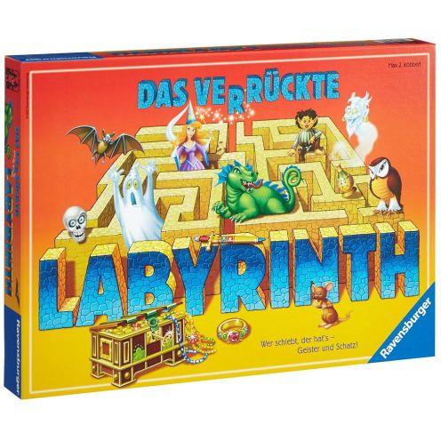 Das Verrückte Labyrinth Online