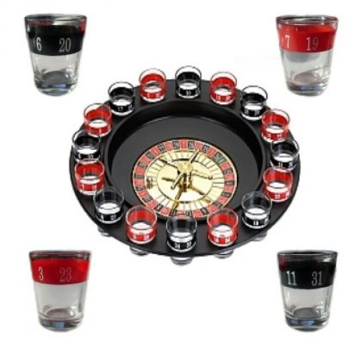 Relaxdays Roulette