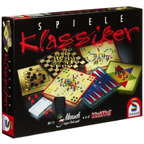 Schmidt Spiele Klassiker Spielesammlung